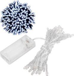 Lampki choinkowe Springos LED na baterie białe zimne 30szt. (25954-uniw)