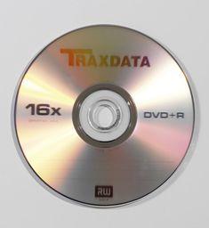 Traxdata DVD+R 4,7GB 16X
