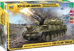Zvezda Model plastikowy ZSU-23-4M Shilka