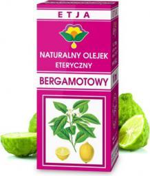 Etja Olejek Eteryczny Bergamotowy, 10ml