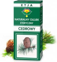 Etja Olejek Eteryczny Cedrowy, 10ml