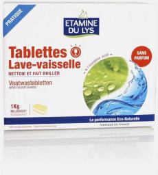 Etamine du Lys Tabletki do zmywarki bezzapachowe 50szt. (EDL04784)