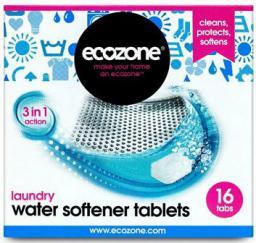 Ecozone Tabletki zmiękczające wodę w pralce 16szt. (ECZ07605)