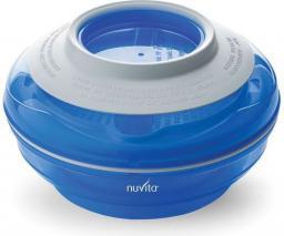 Nuvita Pappafacile® Zestaw do jedzenia 4w1 niebieski (NUV1465B)