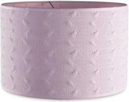 Babys Only Cable Baby Abażur na lampę, Różowy, 30 cm (BSO0134721)