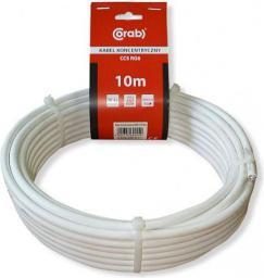 Przewód CORAB Antenowy, 10, Biały