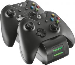 Trust GXT 247 Duo Charging Dock Dla Xbox One Czarny (20406)