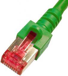 EFB CAT 6 Patchcord SSTP Zielony 2m (K5514.2)
