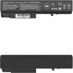 Bateria Qoltec HP EliteBook 6930p 8440P, ProBook 6550B, Czarny (52532.6930P)