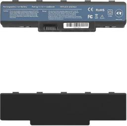 Bateria Qoltec Acer Aspire 4710, 5738, AS07A31 Czarny (52539.AS07A31)