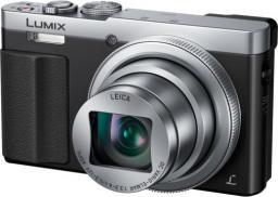 Aparat cyfrowy Panasonic Lumix DMC-TZ70 (MC-TZ70EG-S)