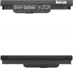 Bateria Qoltec Asus K53S X54C A32-K53, Czarny (52542.A32-K53-H)