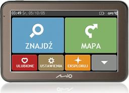Nawigacja GPS MIO Spirit 7500 PL (5413N5020015)