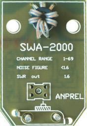 Wzmacniacz Antenowy TV SWA-2000
