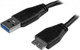 Kabel USB StarTech USB 3.0 A/Micro B, 3m (USB3AUB3MS)