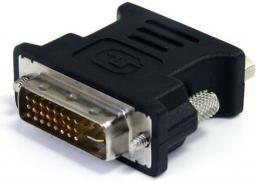 Adapter AV StarTech DVI-I- VGA, M-F, czarny