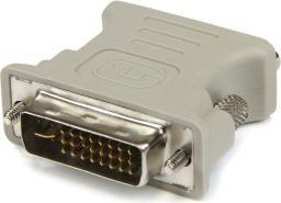 Adapter AV StarTech DVI-I- VGA, M-F, biały