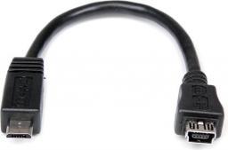 Adapter USB StarTech microUSB na miniUSB (UUSBMUSBMF6)