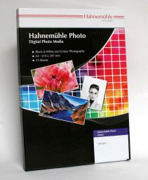 Hahnemühle Photo Glossy A4/260g/25 Arkuszy (HAH10641920)