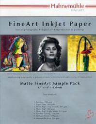 Papier Hahnemühle Digital FineArt A4 (HAH10640304)
