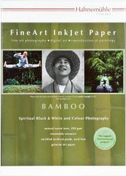 Papier Hahnemühle Bamboo, A4, 290 g, 25 kartek (HAH10641611)