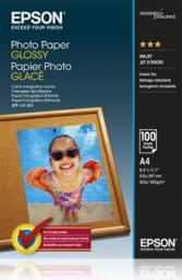 Papier Epson Glossy 13x18 cm / 50 Arkuszy (C13S042545)