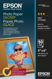 Papier Epson Glossy 10x15cm / 50 arkuszy (C13S042547)