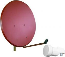 Antena satelitarna Opticum LH 80 + konwerter single