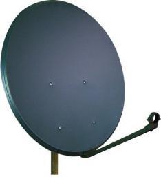 Antena satelitarna Opticum LH 80 + konwerter Quad