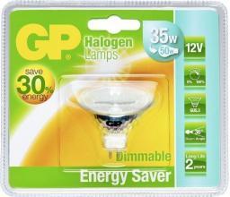 GP Battery Żarówka halogenowa GU5.3, 40W (50W), 530 lm, 12V (054498-HLME1)