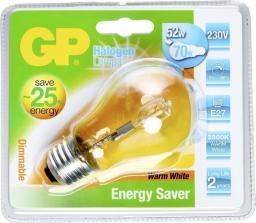 GP Battery Żarówka halogenowa E27, 57W (75W), ciepła biała, 840 lm (046585-HLME1)