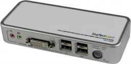 Przełącznik StarTech 2-port USB/DVI SV211DVI (SV211KDVIEU)