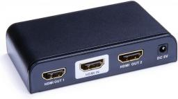 Techly Splitter audio/wideo HDMI (306646)