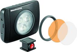 Lampa pierścieniowa Manfrotto Lampa  Lumie PLAY LED (MLUMIEPL-BK)