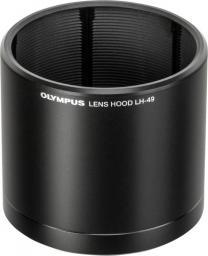 Osłona na obiektyw Olympus LH-49 Lens Hood do M6028 Czarny (V324490BW000)