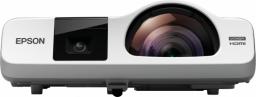 Projektor Epson EB-536Wi Lampowy 1280 x 800px 3400lm 3LCD ST