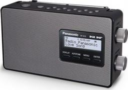Radio Panasonic RF-D10 EG-K czarne