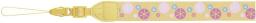 Fujifilm Instax Smycz Gwiazdki Żółty (70100118314)