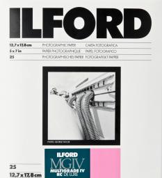Ilford 1x 25 MG IV RC 1M 13x18 (HAR1769881)