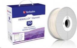 Verbatim Filament / Primalloy / Biały / 1,75 mm / 500 g (55500)