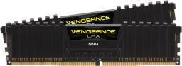 Pamięć Corsair Vengeance LPX, DDR4, 16GB,2133MHz, CL13 (CMK16GX4M2A2133C13)