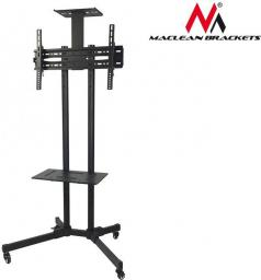 Maclean Profesjonalny wózek do telewizora na kółkach (MC-661)