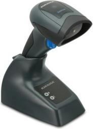 Datalogic Czytnik bezprzewodowy 2D QBT2430/BT/baza/kabel USB/czarny  - QBT2430-BK-BTK1 - QBT2430-BK-BTK1