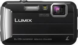 Aparat cyfrowy Panasonic Lumix DMC-FT30 Czarny (DMC-FT30EG-K)