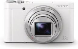 Aparat cyfrowy Sony DSC-WX500 (DSCWX500W.CE3)
