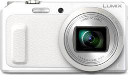 Aparat cyfrowy Panasonic Lumix DMC-TZ57 (DMC-TZ57EG-W)