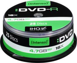 Intenso DVD-R 25 sztuk (4101154)