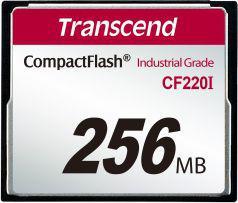 Karta pamięci Transcend CF220I 256MB (TS256MCF220I)
