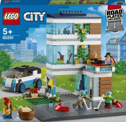 LEGO City Dom rodzinny (60291)