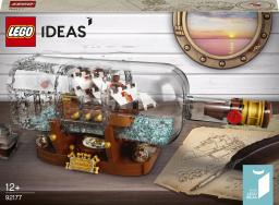 LEGO Ideas Statek w butelce (92177)